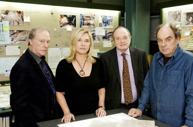Dennis Waterman, Amanda Redman, James Bolam, Alun Armstrong in New Tricks series 9