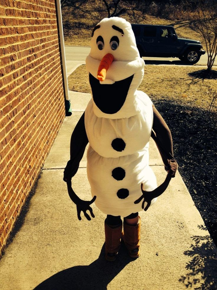 olaf halloween costumes 2014 for kids