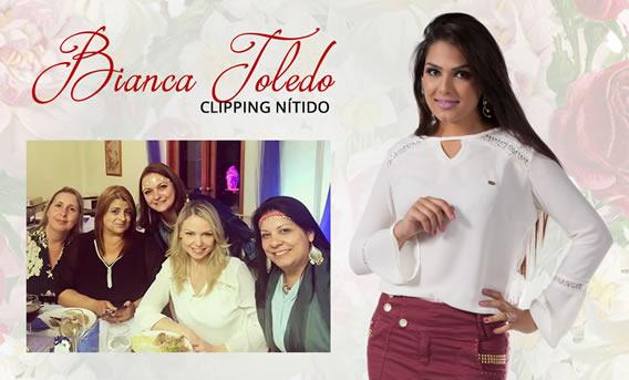 Bianca Toledo veste Nítido