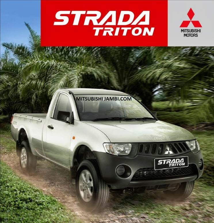 DP Minim Strada Triton Single Cabin HD-X 4x4 4WD Jambi