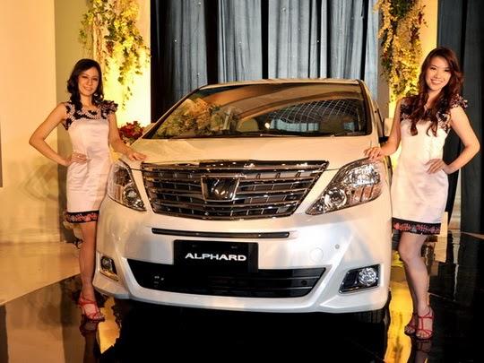 Harga Toyota Alphard Baru Tahun 2015 Semarang
