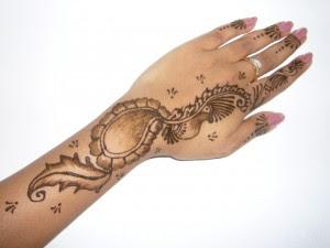 the power of moslem - Arabic mehndi designs 2