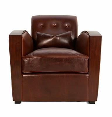 Decoraci n tendencias en estilo cl sico un sill n muy - Sillon para leer ...