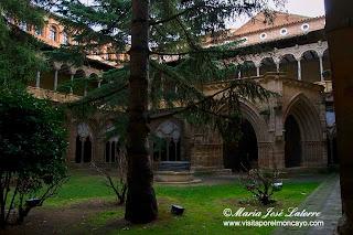 Monasterio de Veruela Aragón Cister Cisterciense