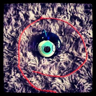 Pulsera contral el mal de ojo exclusiva blog del - Quitar mal de ojo en casa ...