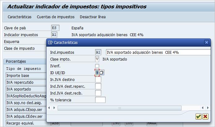 caracteristica ftxp impuesto