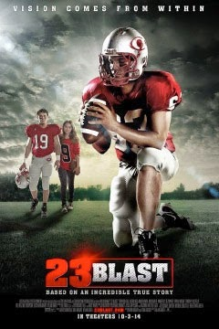 THE BOOK CLUB NETWORK BLOG : 23 BLAST in THEATERS OCT 24th - Check it ...