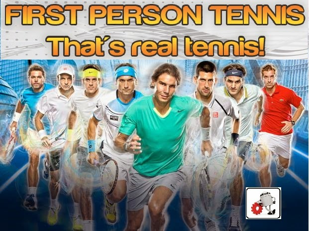 First Person Tennis World Tour v1.6 APK DOWNLOAD