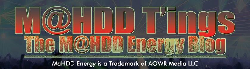 MahDD T'ings Blog