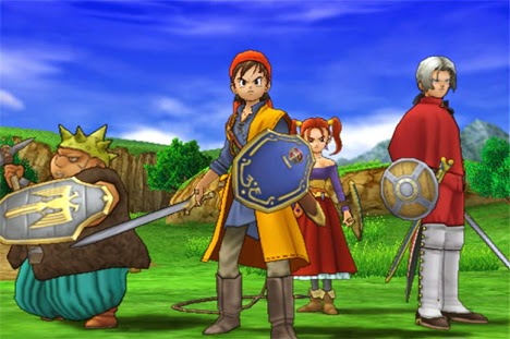 Dragon Quest VIII, un rpg clásico para iOS y Android