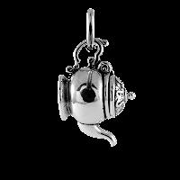 vintage teapot charm