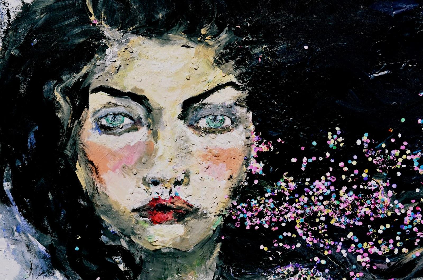 Alisa Gromova paintings
