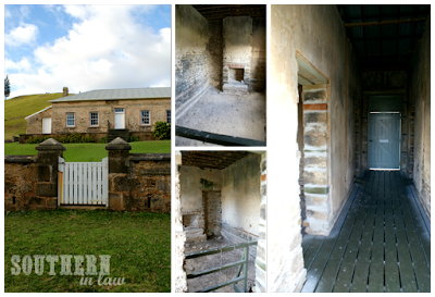 Haunted Building 'The Duplex' in Heritage Listed Kingston, Norfolk Island