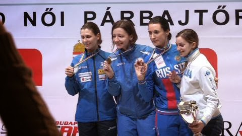 Bravo Ana Maria! Aur pentru Romania!