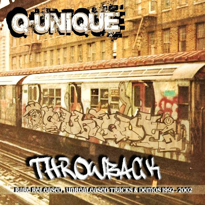 Q-Unique – Throwback (CD) (2011) (VBR V0)