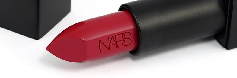 NARS • Audacious Lipstick Audrey