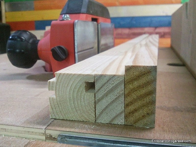 Cómo obtener el las dimensiones exactas deseadas. Enredadonogaraxe.com