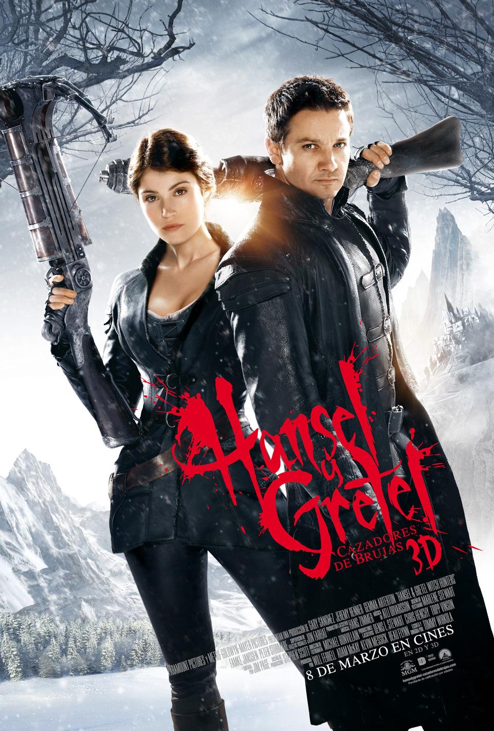 Hansel & Gretel: Cazadores de brujas (2013)