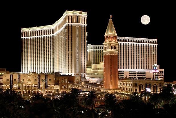 5 hoteles Casinos que visitar en Las Vegas