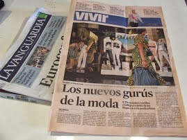 ALICIA MIRALPEIX ENTREVISTADA POR ''LA VANGUARDIA''