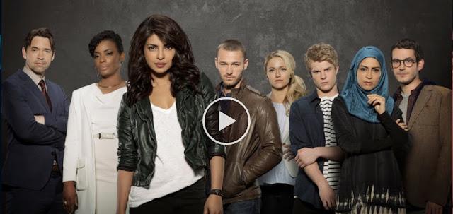 """Quantico"" Priyanka Chopra Starrer Upcoming ABC Tv Show Premier Plot Wiki| Timing| Promo| Song| StarCast"