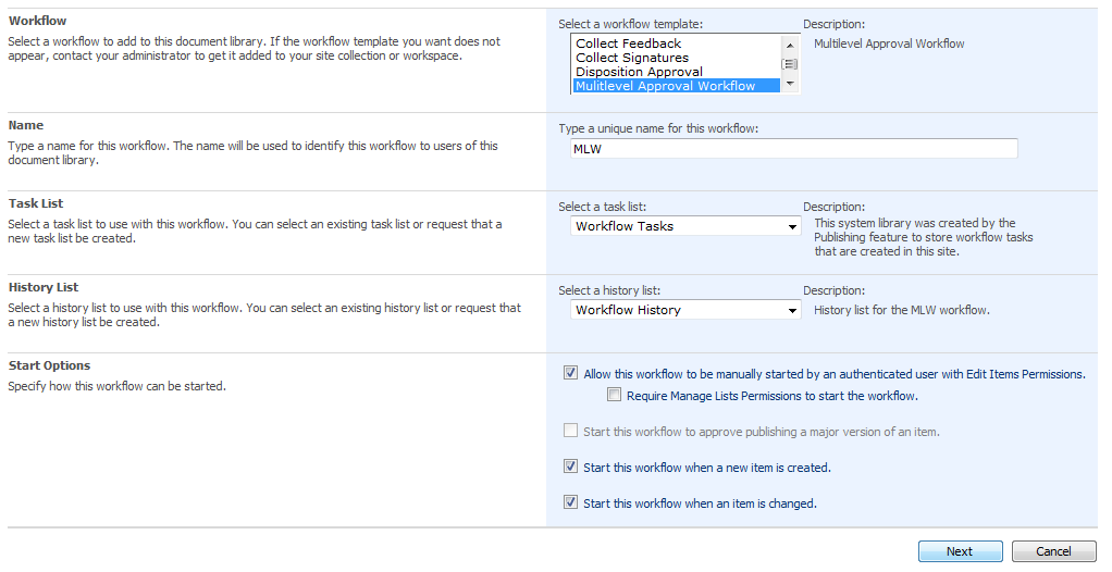 SharePoint Served: Create multi level approval workflow in ...