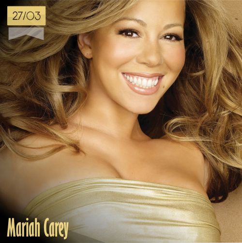 27 de marzo | Mariah Carey - @MariahCarey | Info + vídeos