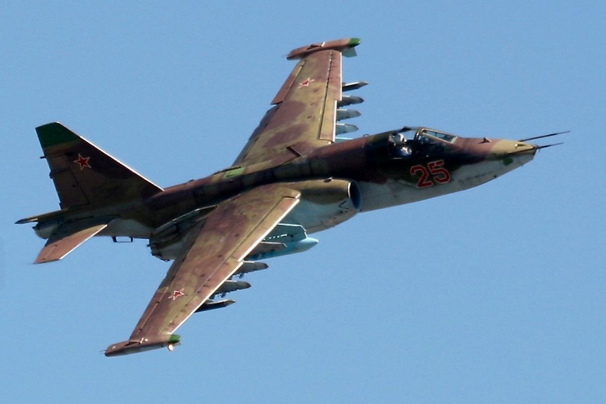 Sukhoi Su-25 Frogfoot Wallpaper 3