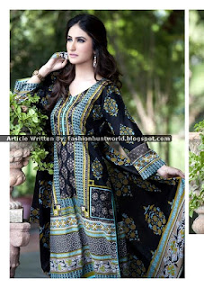 Sitara Textile Eid Collection 2015 - Sapna Lawn Vol-2
