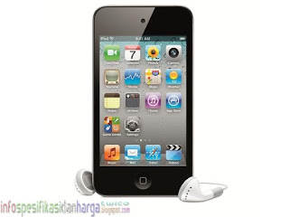 Harga Apple iPod Touch 5th Generation 32 & 64GB Terbaru 2012