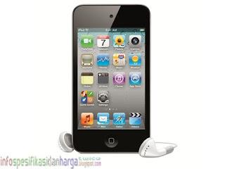 Harga Apple iPod Touch 5th Generation 32 & 64GB Terbaru 2012