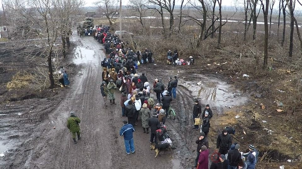 OSCE calls to declare a truce for three days for the evacuation of the civil population from Debaltseve