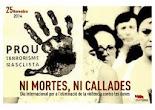 25N: Ni mortes, ni callades