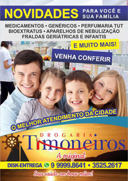 DROGARIA TIMONEIROS