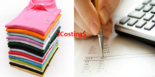 garments costing