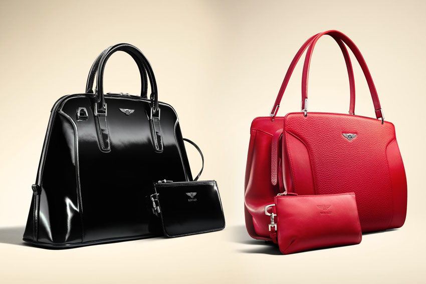 Bentley Launches High Luxury Limited Edition Handbag Collection Wheelsology World Of Wheels