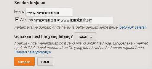 Cara membuat blog menjadi custom domain7