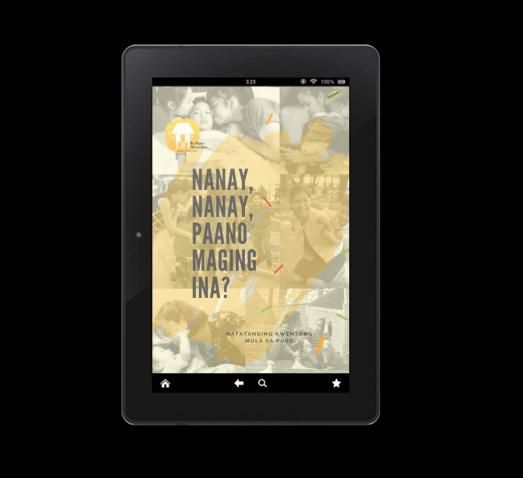 Nanay,Nanay Paano Maging Ina? e-book