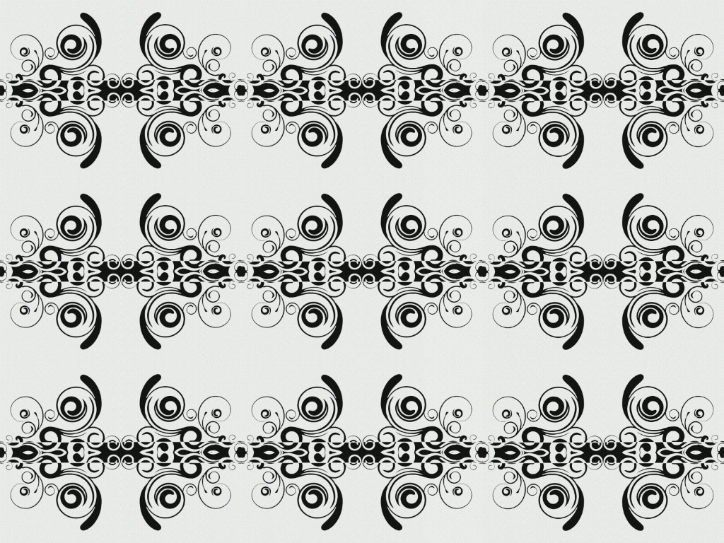 Sh yn design swirls design 212 black white collection - White black design ...