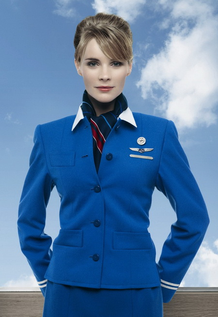 Air Hostess Beautiful Girls Photos
