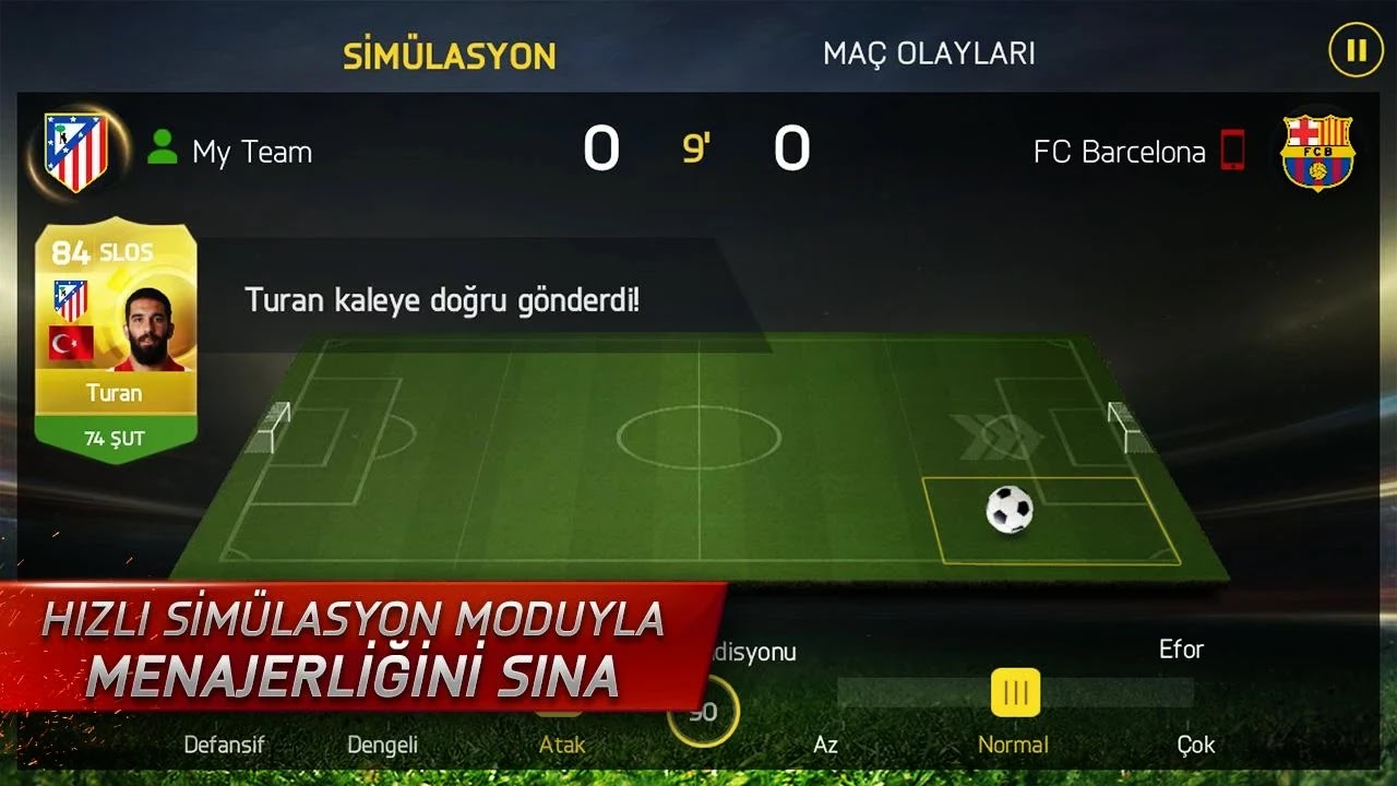 FIFA 15 Ultimate Team oyun