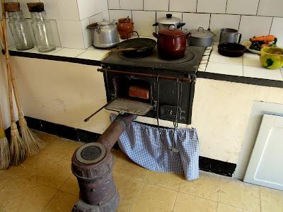 cocina  Colonia Sant Corneli figols las minas