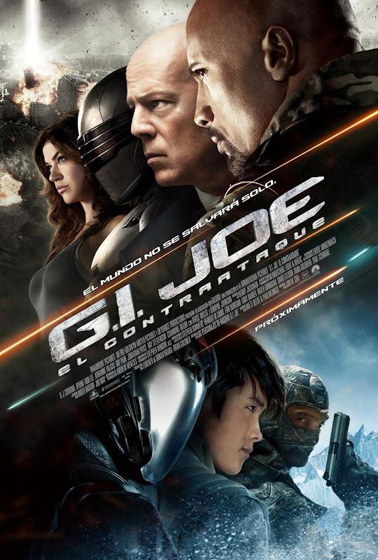 ตัวอย่างหนังใหม่ : G.I. Joe - Retaliation  (จี.ไอ.โจ สงครามระห่ำแค้นคอบร้าทมิฬ) (ตัวอย่าง 2) ซับไทย