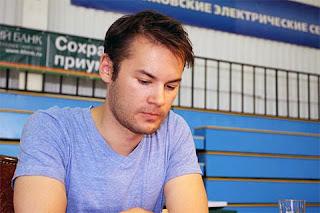 Le croate Ivan Saric (2666) devrait rapidement entrer dans le club des 2700+ Elo