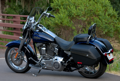 2013 Harley-Davidson CVO Softail Convertible