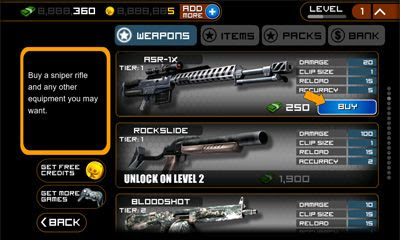 Screenshot: Frontline Commando Mod Apk