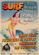 SURF ROCK MAYHEM VOL 3 - AN CLUB - 07-03-14