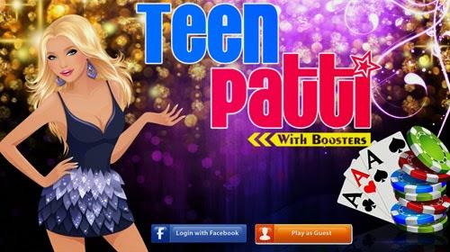 Booster Teen Patti Card Game