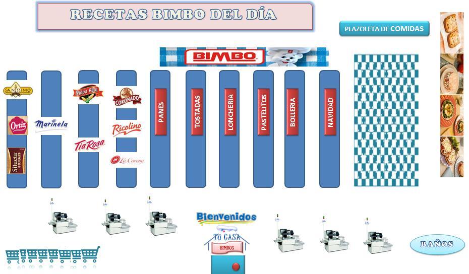 T casa bimbus tu salud y satisfaccin en las mejores manos 2012 plano de tu casa bimbus ccuart Choice Image