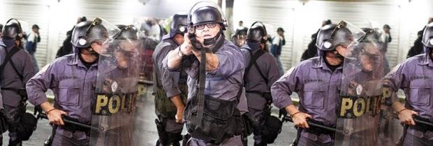 Pocket Hobby - www.pockethobby.com - #HobbyStudio - Dicas para um mocinho - polícia